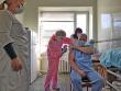 Щеплення медичних працівників лікарні проти COVID-19